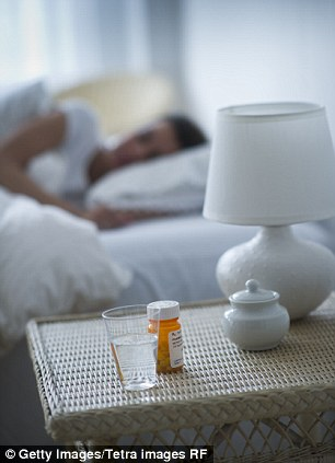 Placebo: Much of the effects of sleeping pills are in the mind , according to a new report