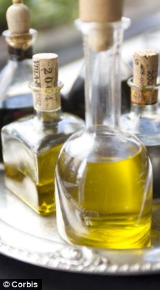 Olive oil could aid weight loss by making you feel fuller for longer, according to a new study