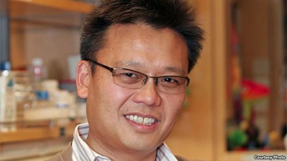 Director of the UCSF Center for Systems and Synthetic Biology Wendell Lim (UCSF).