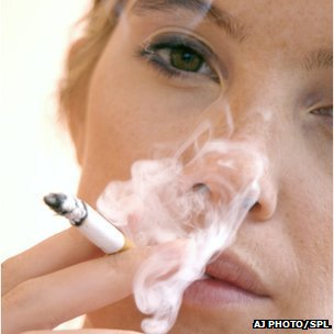 One in five UK women is a smoker